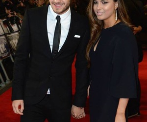liam payne, 1d, and sophia smith image