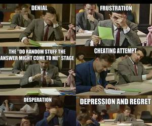 exam, 9gag, and funny image