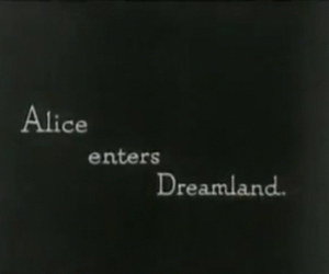 alice, alice in wonderland, and dreamland image