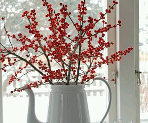 christmas, cozy, and home decoration image