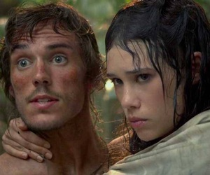 pirates of the caribbean, astrid bergès-frisbey, and sam claflin image