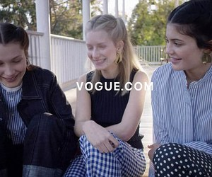 kylie jenner, lottie moss, and bella hadid image