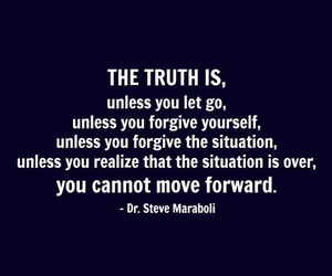 let go, quote, and forgive image