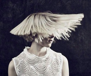cover, aurora aksnes, and hair image
