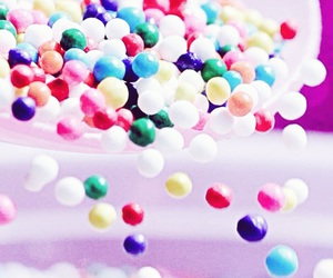 candy, colors, and sweet image