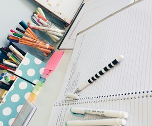 studyblr, study, and school image