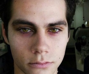 teen wolf, dylan obrien, and void stiles image