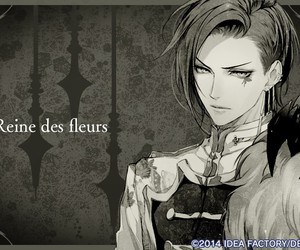 otome game, reine des fleurs, and ghislain image
