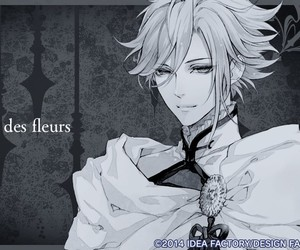 louis, otome game, and reine des fleurs image