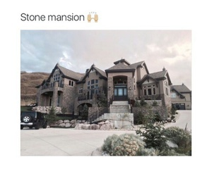 luxury, home goals, and house image
