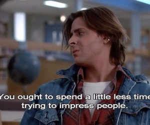 quotes, The Breakfast Club, and movie image