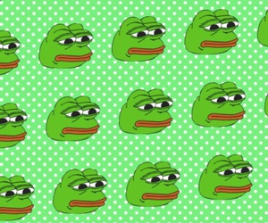 background, wallpaper, and pepe the frog image