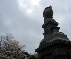 beautiful, cemetery, and graveyard image