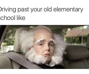 funny, school, and haha image
