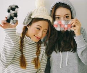 model, 女の子, and 얼짱 image