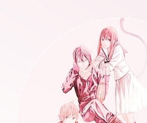 noragami, anime, and manga image