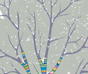 wallpaper, winter, and backgrounds image