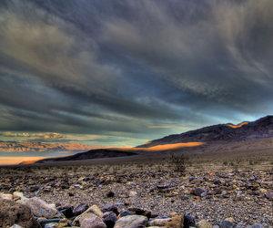 desert and sky image