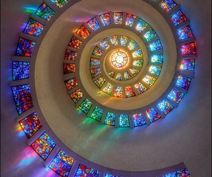 colors, art, and light image