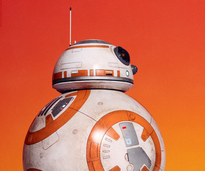 star wars, the force awakens, and bb-8 image
