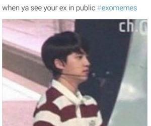 exo d.o, exo kyungsoo, and exo twitter image