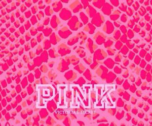 pink, background, and Victoria's Secret image
