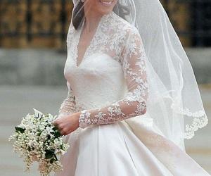 wedding, kate middleton, and kate image
