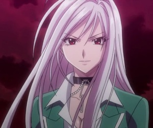 anime, manga, and rosario to vampire image