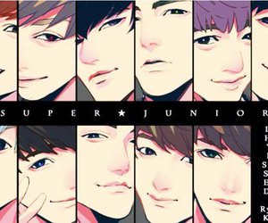 yesung and super junior image