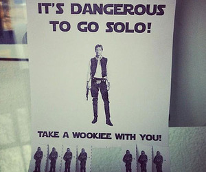 star wars and han solo image