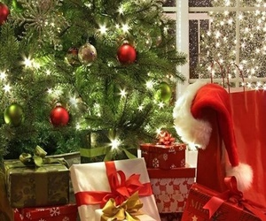 happness, christmas, and festival image