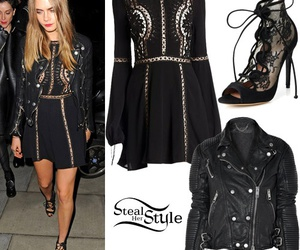 steal her style and cara delevigne image