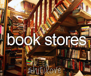 book and store image