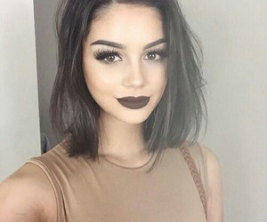 alternative, makeup, and style image