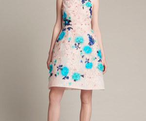 fashion, Monique Lhuillier, and pre fall 2016 image