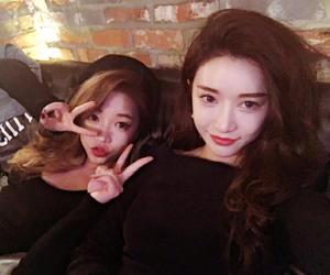 asian, korean, and ulzzang girls image