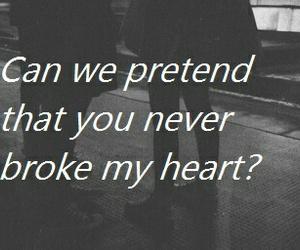 boy, broke, and heart image