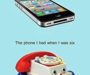 phone, funny, and iphone image