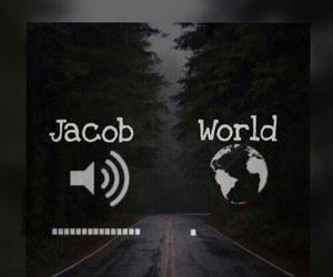 world, jacob whitesides, and jacob image