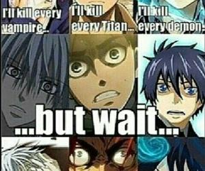 anime and vampire knight image