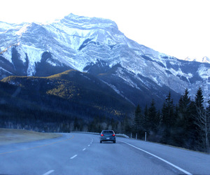 Alberta, photography, and Road Trip image