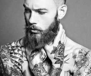 boy, barba, and and image