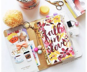 filofax, organisation, and planner image