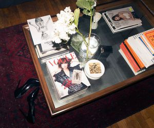 books, classy, and chic image