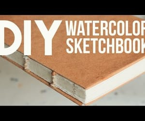 book, creative, and sketchbook image