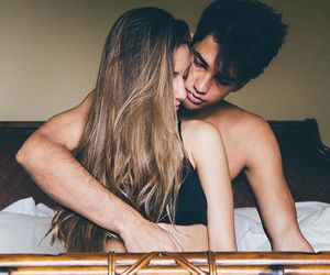 couple, goals, and love image