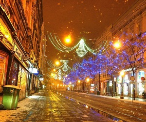 christmas, Croatia, and zagreb image