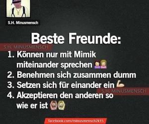 best friends, deutsch, and german image