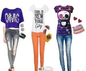 clothes, fashion, and colorfull image