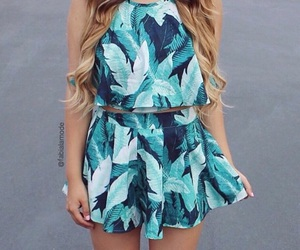 cute, blue, and clothes image